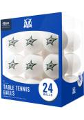 Dallas Stars 24 Count Balls Table Tennis