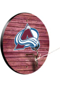 Colorado Avalanche Hook and Ring Tailgate Game