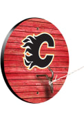 Calgary Flames Hook and Ring Tailgate Game