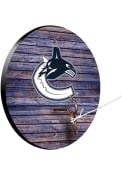 Vancouver Canucks Hook and Ring Tailgate Game