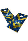 Delaware Fightin' Blue Hens 2x4 Cornhole Set Tailgate Game
