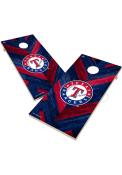 Texas Rangers 2x4 Cornhole Set Tailgate Game