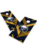 Buffalo Sabres 2x4 Cornhole Set Tailgate Game