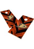 Anaheim Ducks 2x4 Cornhole Set Tailgate Game