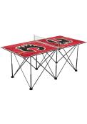 Calgary Flames Pop Up Table Tennis