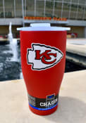 Kansas City Chiefs ORCA Chaser 27oz Color Logo Stainless Steel Tumbler - Red
