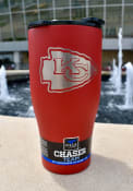 Kansas City Chiefs ORCA Chaser 27oz Laser Etched Logo Stainless Steel Tumbler - Red