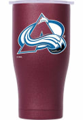 Colorado Avalanche ORCA Chaser 27oz Full Color Stainless Steel Tumbler - Maroon