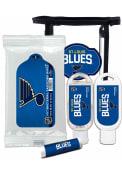 St Louis Blues 4 Piece Travel Bathroom Set