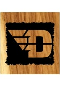 Dayton Flyers Barrel Stave Coaster