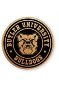 Butler Bulldogs Alder Wood Coaster