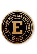 Eastern Michigan Eagles Alder Wood Coaster