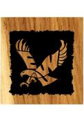 Eastern Washington Eagles Barrel Stave Bottle Opener Coaster