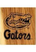 Florida Gators Barrel Stave Bottle Opener Coaster