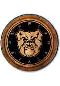 Butler Bulldogs Barrelhead Wall Clock