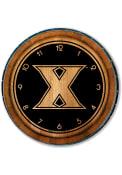 Xavier Musketeers Barrelhead Wall Clock