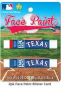 Texas Rangers 2-Pack Face Paint