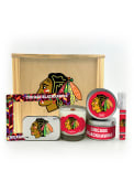 Chicago Blackhawks Housewarming Gift Box