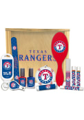 Texas Rangers Womens Beauty Gift Box Bathroom Set