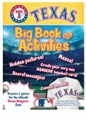 Texas Rangers Official Activity Book