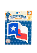 Texas Rangers State Flag Patch
