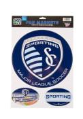 Sporting Kansas City 3 Pack Door Magnet