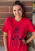 Cleveland Red Guardians Short Sleeve T-Shirt
