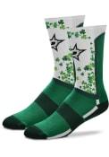 Dallas Stars St Pattys Day Crew Socks - Green