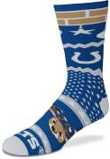 Indianapolis Colts Holiday Cheer Crew Socks - Blue