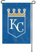 Kansas City Royals 12x18.5 Applique Garden Flag