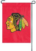 Chicago Blackhawks 12 x 18 Inch Garden Flag