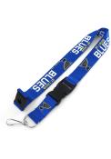 St Louis Blues Team Color Lanyard