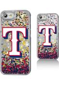 Texas Rangers iPhone 6/7/8 Glitter Phone Cover