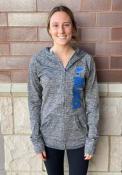 St Louis Blues Womens Defender Full Zip Jacket - Grey