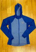 St Louis Blues Womens Blue Fan Favorite Full Zip Jacket