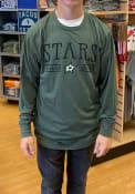 Dallas Stars Womens Melange T-Shirt - Kelly Green