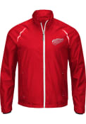 Detroit Red Wings Interval Light Weight Jacket - Red