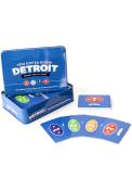 Detroit You Gotta Know Sports Trivia Game