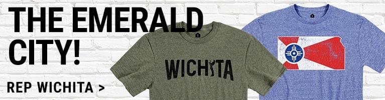 Wichita Kansas Apparel & Gifts