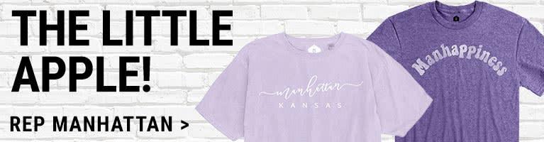 Manhattan Kansas Apparel & Gifts