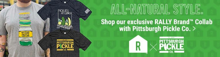 Pittsburgh Pickle RALLY Brand Apparel