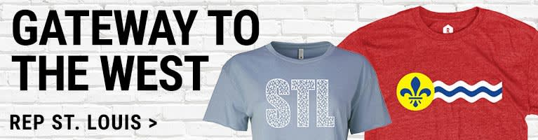 St. Louis Missouri Apparel and Gifts