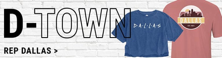 Dallas Texas Apparel and Gifts
