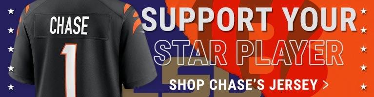 Shop Jamarr Chase