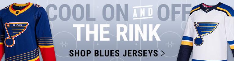 Blues Jerseys