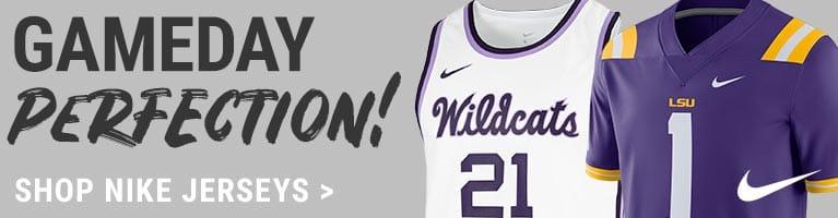 NCAA Nike jerseys