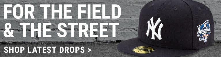 Shop Latest Dropped Hats