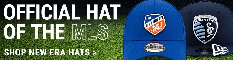 MLS New Era Hats