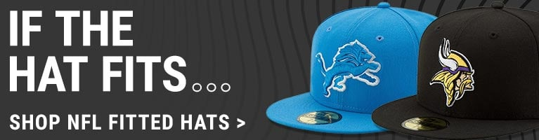 Shop NFL Fitted Hats